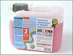 Advanced Hydroponics Dutch 5 L Formula 2 Bloom
