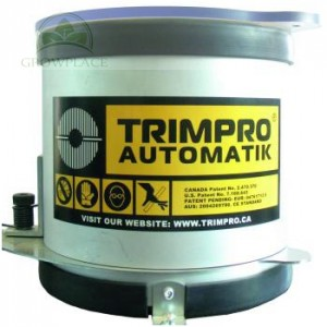 Top Loader Trimpro Automatik - Measure Cylinder
