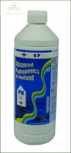 Advanced Hydroponics pH Up, 1 L - Regulator pH