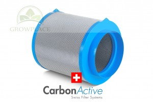 Filtr 500 m3 / 200 mm CarbonActive HL Granulat Kokosowy Swiss Filter Systems