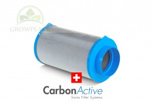 Filtr 400 m3 / 125 mm CarbonActive HL Granulat Kokosowy Swiss Filter Systems