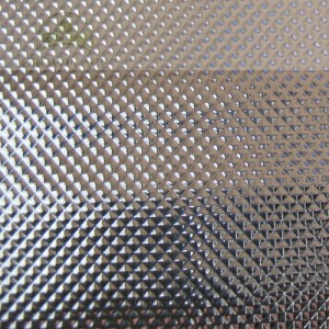 Folia Diamond Silver 1 m x 1,22 m Groflective Reflective Foil 0,25 mm - Lightproof
