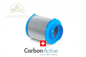Filtr 200 m3 / 125 mm CarbonActive HL Granulat Kokosowy Swiss Filter Systems