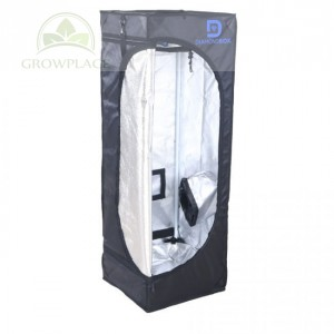 DiamondBox 40x40x120 Silver Line SL40 Growbox Namiot