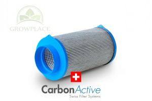 Filtr Węglowy CarbonActive HL Standard 400 m3 / 125 mm Swiss Filter Systems