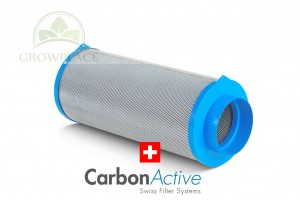 Filtr 500 m3 / 125 mm CarbonActive HL Granulat Kokosowy Swiss Filter Systems
