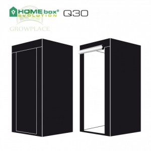 HomeBox Evolution Q 30 Namiot Growbox 30 cm x 30 cm x 60 cm