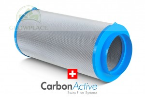 Filtr 1000 m3 / 200 mm CarbonActive HL Granulat Kokosowy Swiss Filter Systems