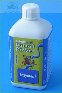 Advanced Hydroponics Enzymes+ 500 ml - nawóz