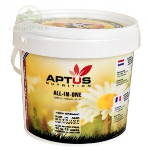 Aptus All In One Nutrient Pellet 10 L