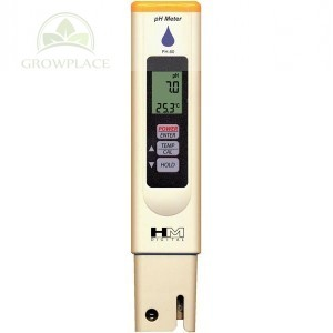 Hydrotester pH-meter PH-80 HM Digital
