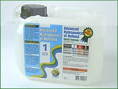 Advanced Hydroponics Dutch 5 L Formula 1 Grow