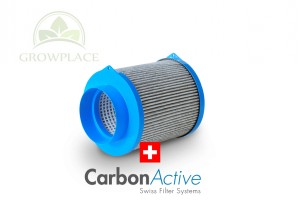 Filtr Węglowy CarbonActive HL Standard 200 m3 / 125 mm Swiss Filter Systems