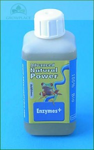Advanced Hydroponics Enzymes+ 250 ml - nawóz