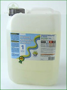 Advanced Hydroponics Grow 10 L - nawóz