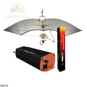 Zestaw NXE System 600 W - Lampa GIB Lighting Pure Bloom Spectrum XTreme Output - Adjust-A-Wing Avenger