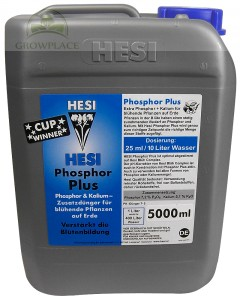Hesi Phosphorus Plus 5 L PK Fosfor Potas
